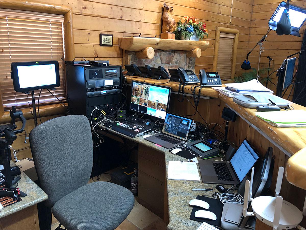 Danny Grizzle Studio - Control View