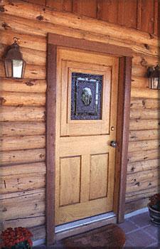 Satterwhite Log Homes Custom Rustic Cabin Photos