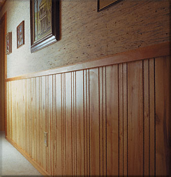 Finishing Materials Wooden Wainscoting