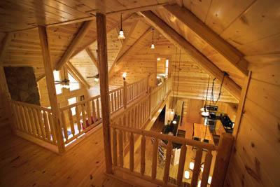 Satterwhite Log Homes Mountain Gallery 1 Photos